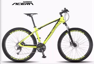 Bicicleta Tarpan 300er (29) L Amarillo-negro Teknial