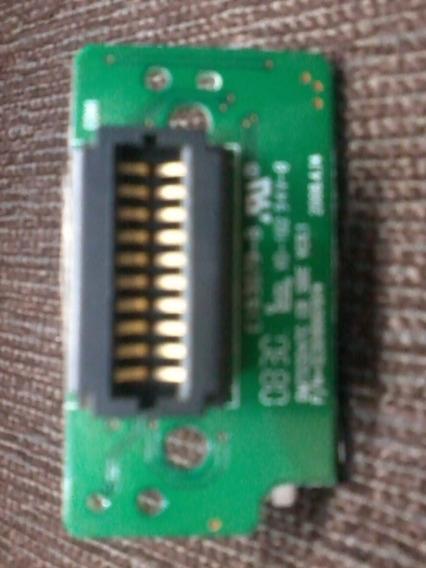 Conector Da Frente Do Dvd H-buster Hbd-9460 Av 100%