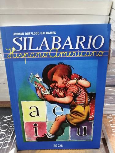 Silabario Hispanoamericano ( Original Y A Color).