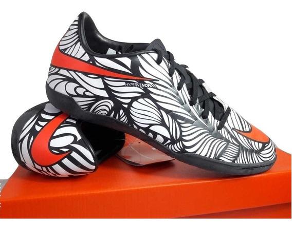 Chuteira Nike Hypervenom Phelon Ii Neymar Njr Ic - Futsal