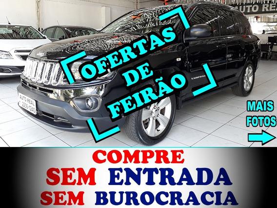 Compass | Jeep Compass Com Teto Sport Automática 2015 | Jeep