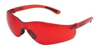 Lentes Gafas Dewalt Aumenta Mejora Vision De Laser Rojo