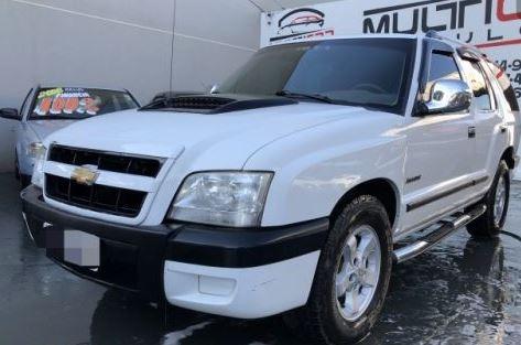 Imagem 1 de 1 de Chevrolet Blazer 2.4 Advantage Flexpower 5p