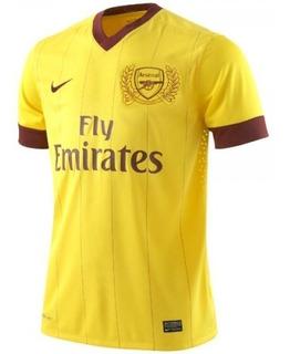 Camisa Nike Arsenal 2011/12 - Edição De Jogador - Tamanho G