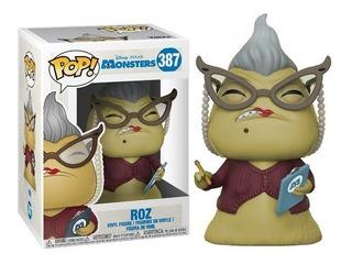 Funko Pop! Disney Monsters Inc. Roz # 387 Original Replay