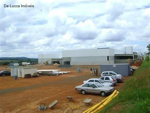 Imagem 1 de 9 de Galpão Para Aluguel Em Bl Linha Do Bakker - Ga016479