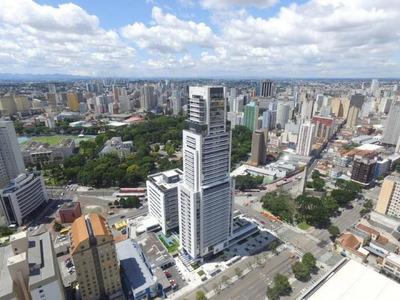 Loja Para Venda Em Curitiba, Centro Civico, 3 Banheiros, 10 Vagas - Lj 003