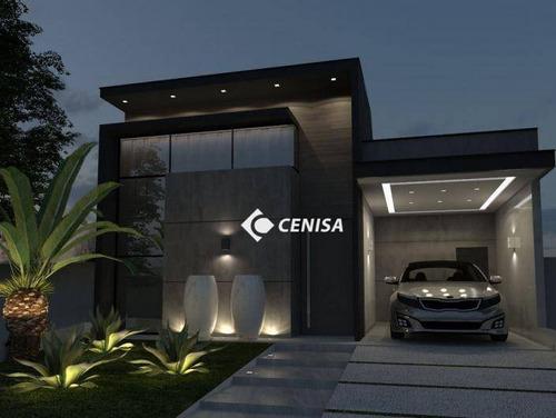Imagem 1 de 30 de Casa Com 3 Dormitórios À Venda, 149 M² Por R$ 899.000,00 - Jardim Mantova - Indaiatuba/sp - Ca2558