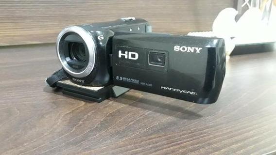 Filmadora Sony Handycam Hdr-pj380 Mini Projetor