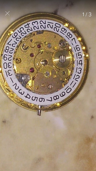 Máquina De Relógio Tissot