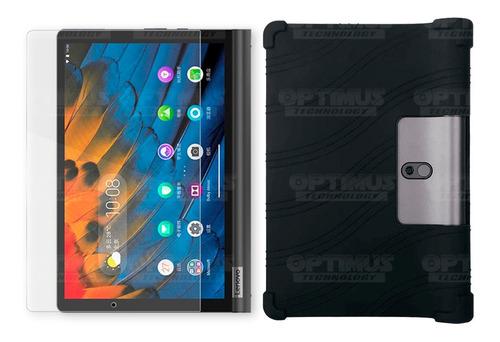 Vidrio Templado Y Estuche Lenovo Yoga Smart Tab Yt-x 705f