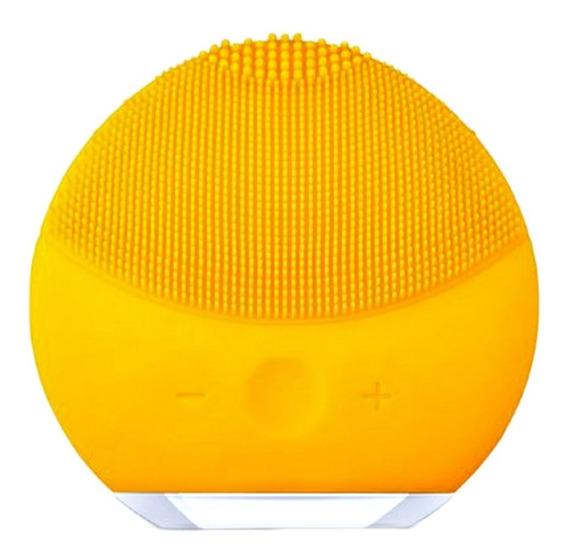 Esponja Silicone Elétrica Limpeza Facial Forever Colors