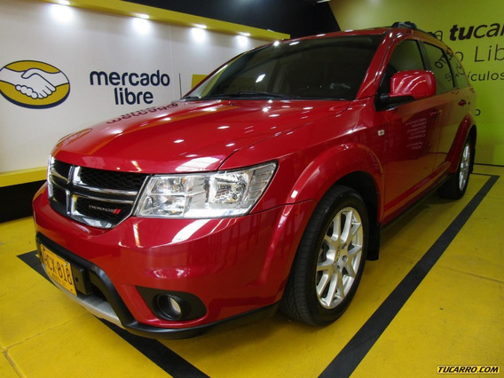 Dodge Journey Se Crew 7 Puestos