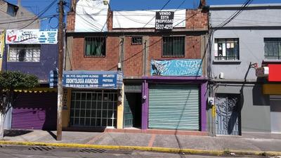 Casa Bonita Con 2 Locales,2 Recamaras,1 Baño,sala Comedor