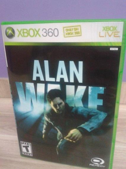 Alan Wake Xbox 360 Original