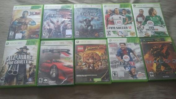 10 Juegos Xbox 360 Originales