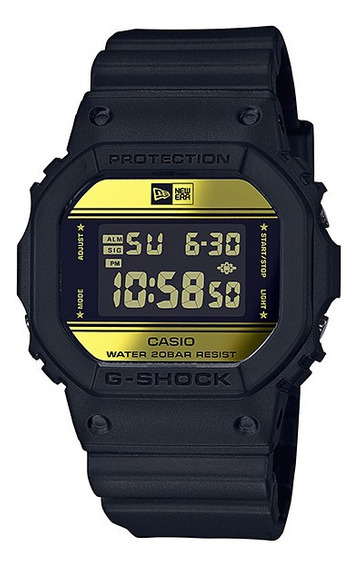 Relógio G-shock Casio New Era Dw 5600ne 1dr