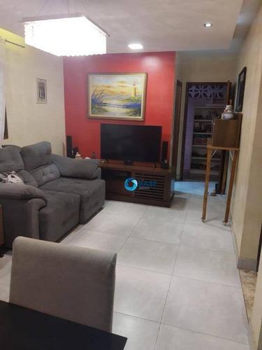 Sobrado Com 2 Dormitórios À Venda, 86 M² Por R$ 450.000,00 - Jardim Elizabeth - São Paulo/sp - So0736