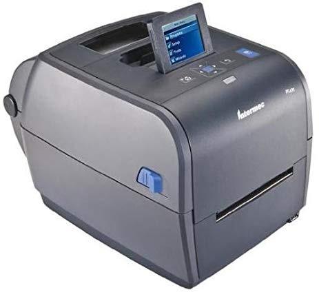 Impressora De Etiquetas Intermec Pc43t Usb Com Visor