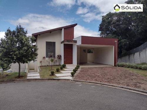 Imagem 1 de 30 de Casa Com 3 Dormitórios À Venda, 262 M² Por R$ 920.000,00 - Condomínio Portal Do Bosque - Louveira/sp - Ca0532