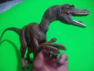 Dinosaurio Velociraptor Safari 1993 Jurassic Park