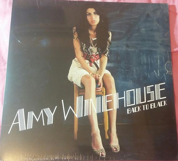 Amy Winehouse - Back To Black Novo E Lacrado