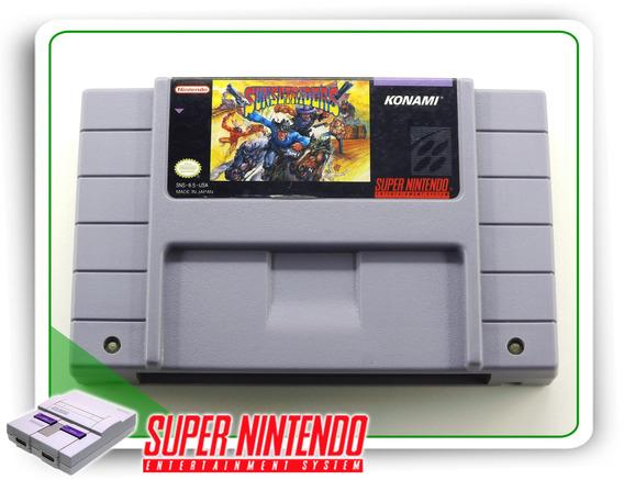 Sunset Riders Original Super Nintendo Snes