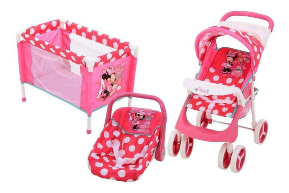 Carriolita Tris Doll Kit Minnie
