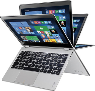 Laptop Touch Lenovo Yoga 710 2017 Intel Pentium 4gb 128gb