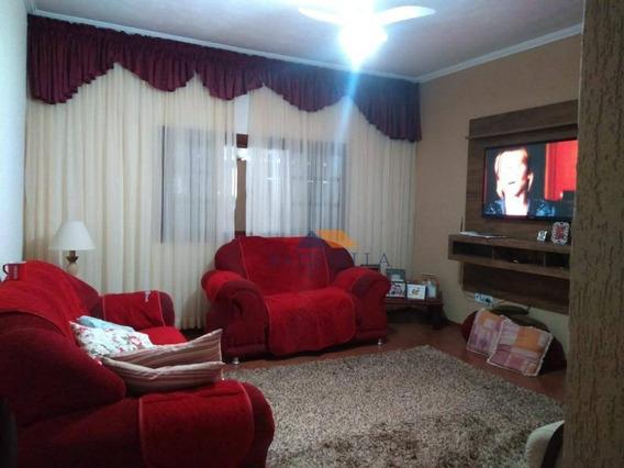 Casa Residencial À Venda, Parque Residencial Belinha Ometto, Limeira. - Ca0521