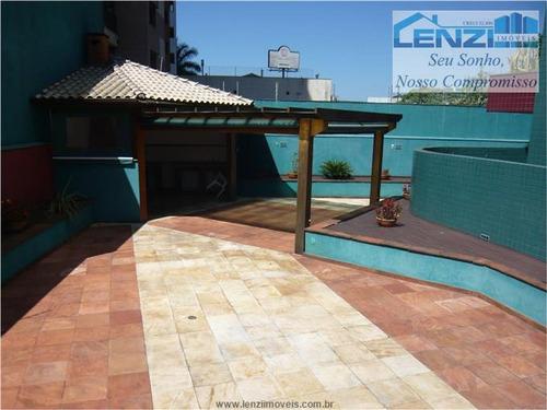 Imagem 1 de 13 de Apartamentos De Cobertura À Venda  Em Bragança Paulista/sp - Compre O Seu Apartamentos De Cobertura Aqui! - 1358889
