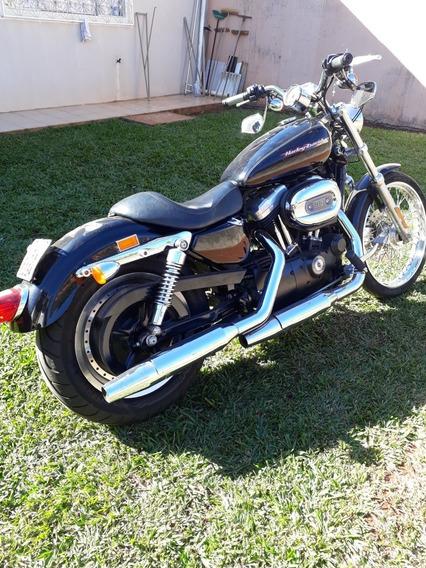 Harley-davidson 883 Custon