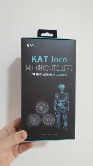 Kat Loco Vr Motion Controllers