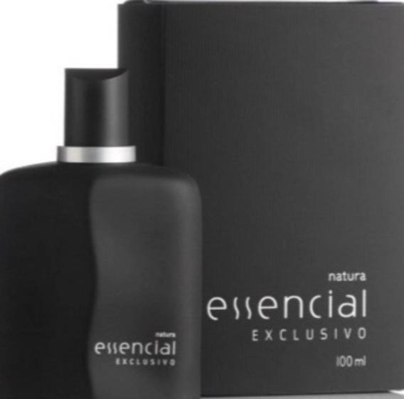 Perfume Essencial Exclusivo Masculino - Natura