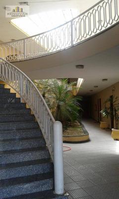 Sala Comercial Para Locação, Mogi Moderno, Mogi Das Cruzes - . - Sa0133