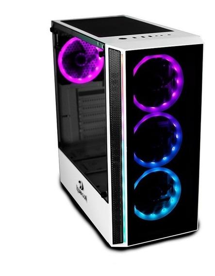 Pc Gamer Xeon E3-1231 V3 Igual I7 4770 8gb Ddr3 Rx 550 2gb