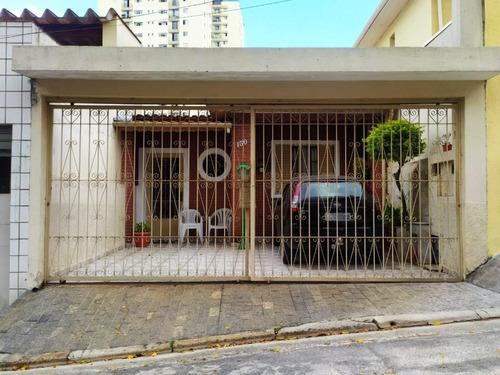 Casa Com 3 Dormitórios À Venda, 136 M² Por R$ 810.000,00 - Tatuapé - São Paulo/sp - Ca1958