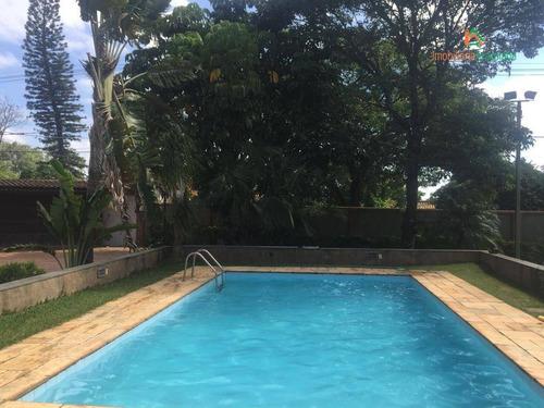 Chácara Em Araçoiaba No Bairro Jardim Master - Ch0146