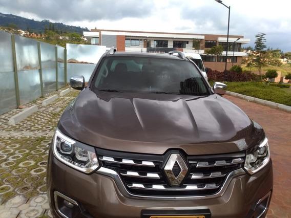 Renault Alaskan Intense 2017
