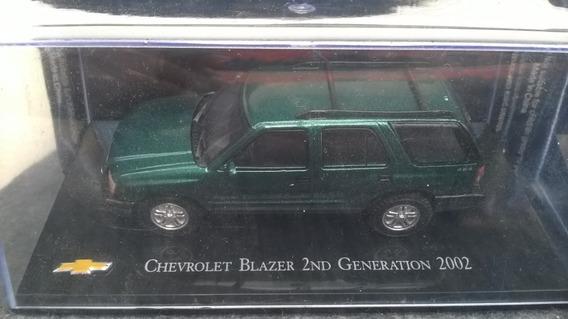 Chevrolet Colection Miniatura Blazer 2nd Generation 2002