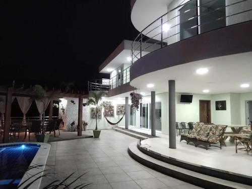 Imagem 1 de 30 de Chácara À Venda, 800 M² Por R$ 3.350.000,00 - Fazenda Serra Azul  - Itupeva/sp - Ch0190