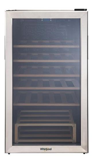 Refrigerador Cava Whirlpool Para 33 Botellas Ww3310s 48 Cms