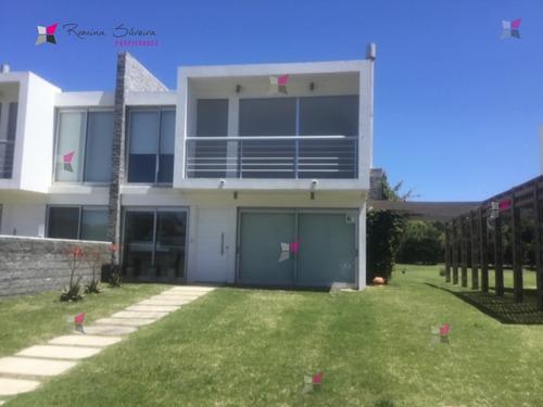 Venta Alquiler Casa Rincon Del Indio Brava Punta Del Este- Ref: 9618