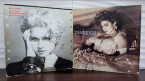 Disco De Vinil 2 Lps Madonna + Like A Virgin