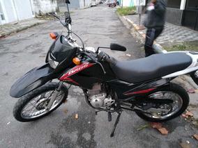 A Venda Honda Nxr150mix/flex Es Ano Fab.2009 Modelo 2010