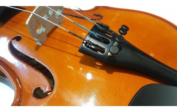 Violin 3/4 Lazer Para Principiantes. Estuche, Arco Y Resina.