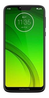 Motorola G7 Power 64 GB Ceramic black