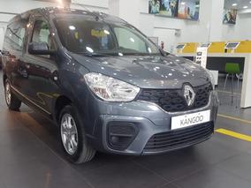 Nueva Renault Kangoo - Anticipo Y Cuotas Fijas!!! Lm