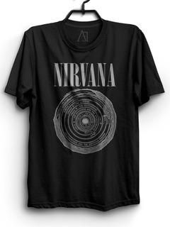 Camiseta Nirvana Vestibule Camisa Rock Grunge