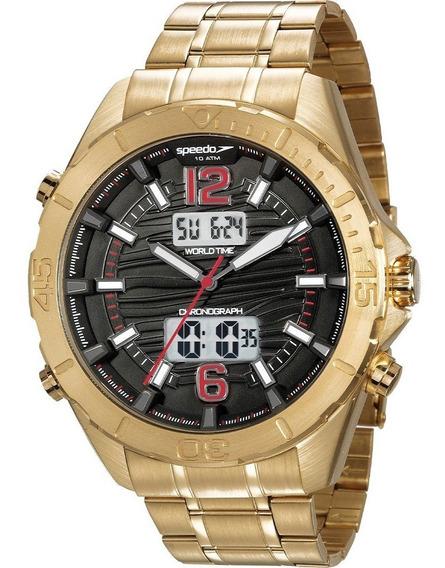 Relógio Masculino Speedo Original Com Garantia E Nfe